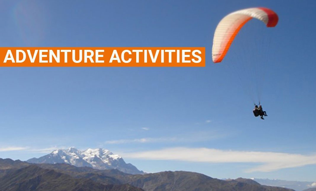 Bolivia Adventure Activities