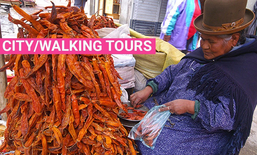 Bolivia City & Walking Tours