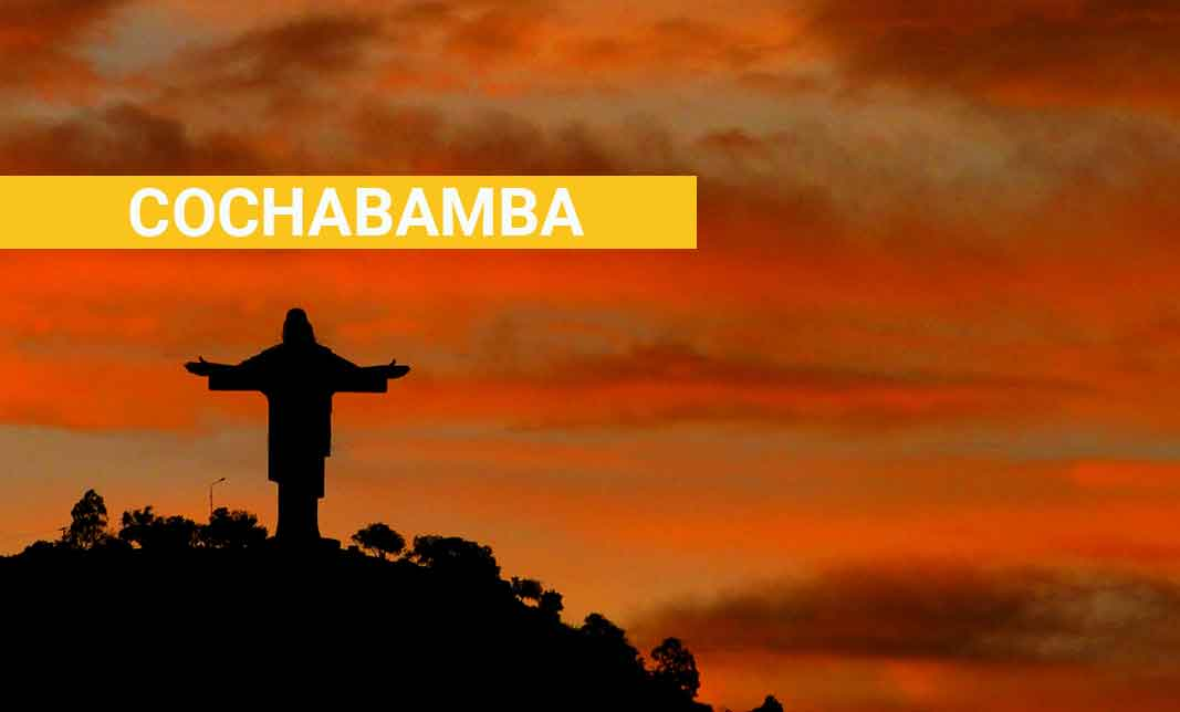 Tours in Cochabamba