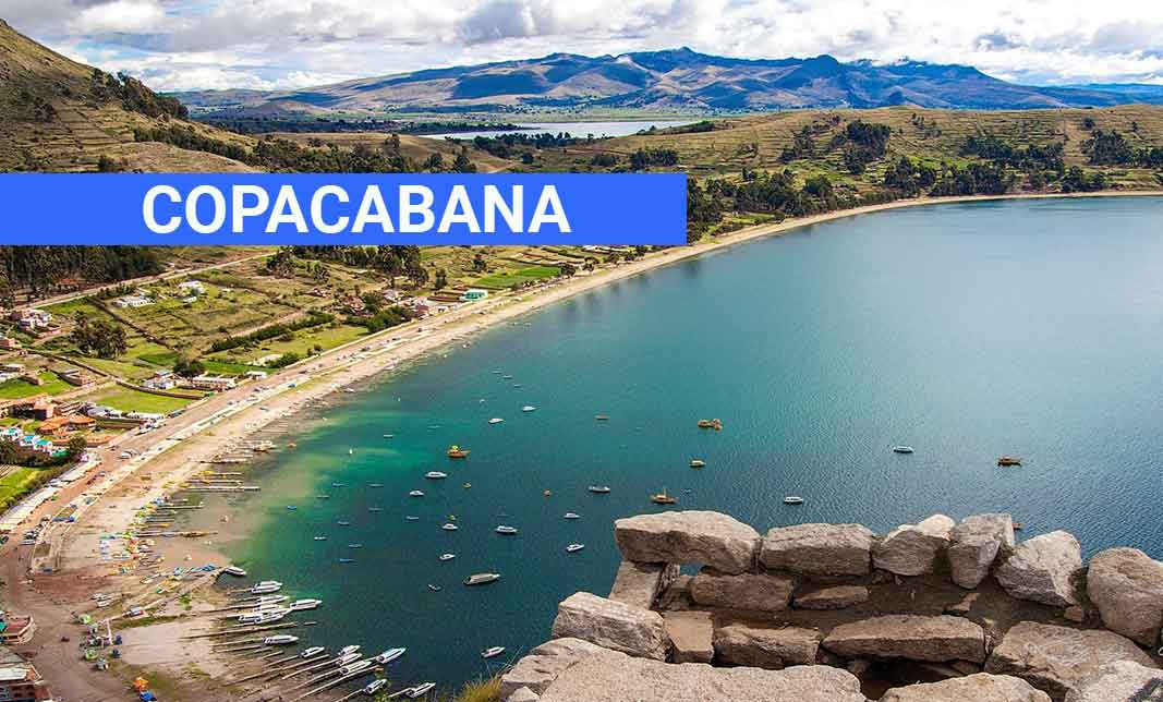 Tours in Copacabana Lake Titicaca