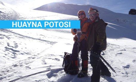Huayna Potosi 3 Day Climb Bolivia