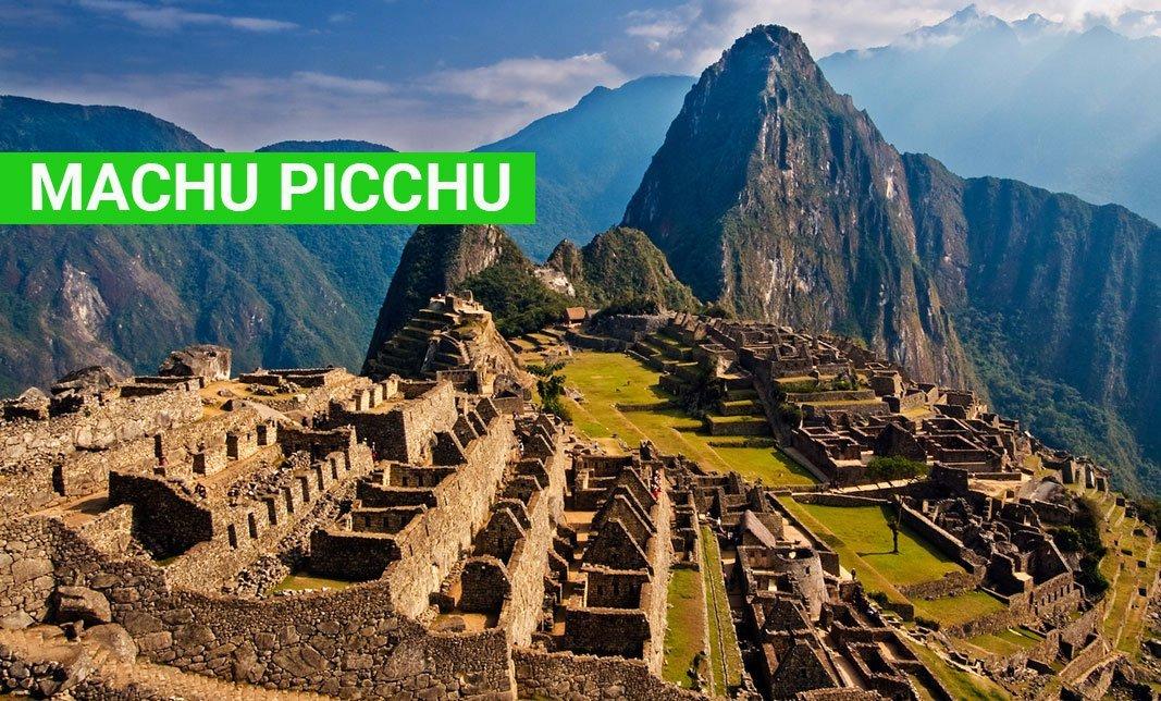 Machu Picchu Tours Cusco Peru