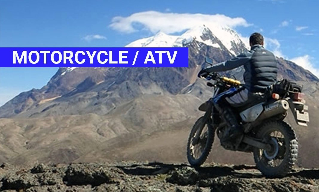 Bolivia Motorcycle & ATV Tours