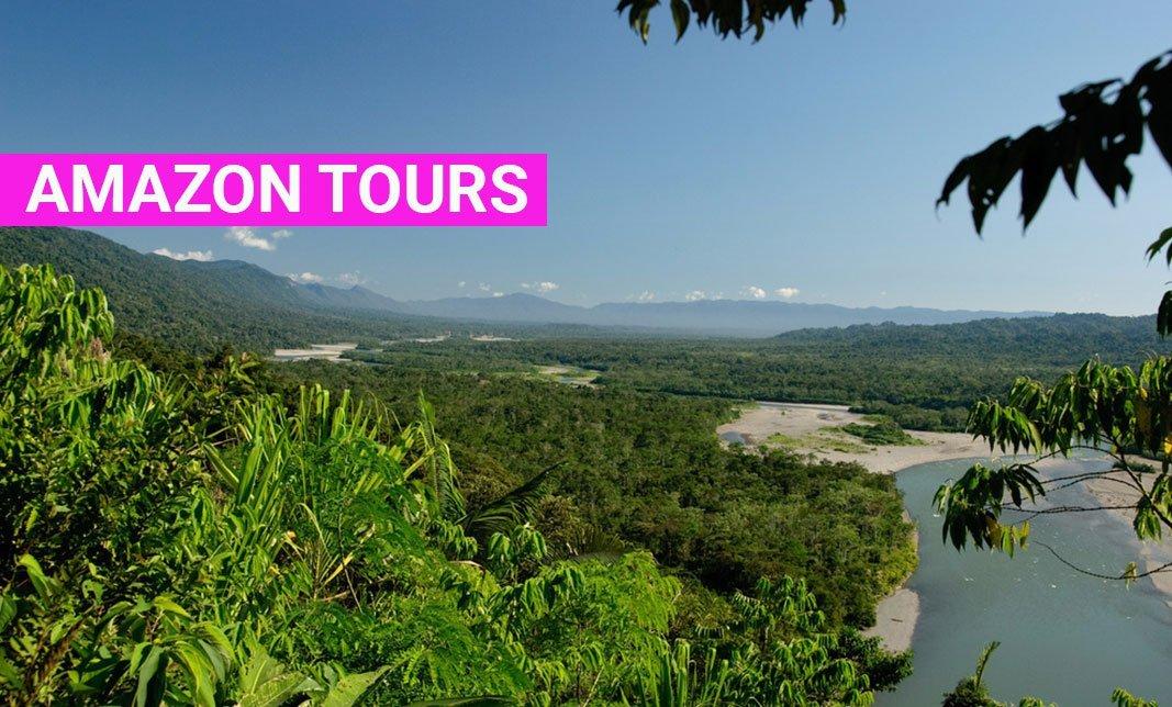 Amazon Peru Tours Manu Jungle
