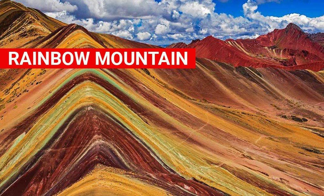 Rainbow Mountain Treks Cusco Peru