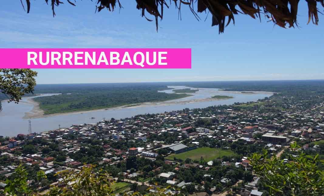 Tours in Rurrenabaque - Pampas - Madidi Jungle