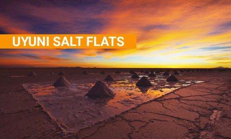 Salar de Uyuni Salt Flats Tours