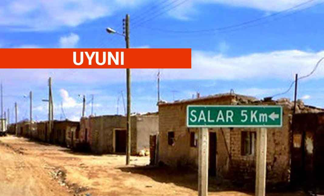 Uyuni Tours - Salt Flats - Salar de Uyuni