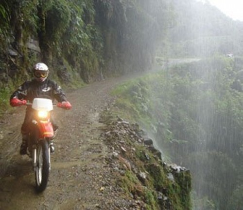 World's Most Dangerous Road 1-Day Motorcycle Tour