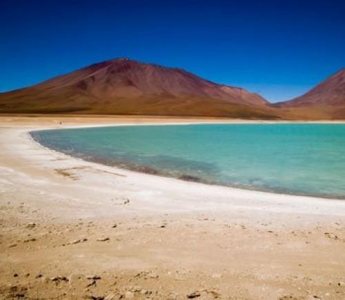 Salt Flats from San Pedro de Atacama Chile to Uyuni