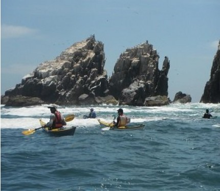 Sea Kayaking Tour - Lima
