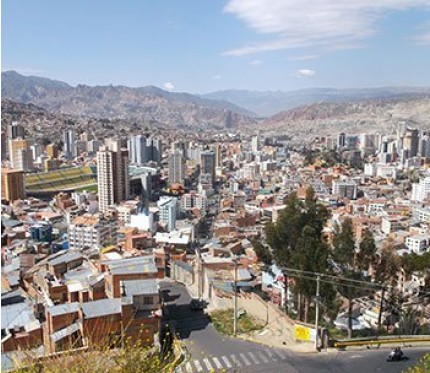 City Tour - La Paz Off The Beaten Track