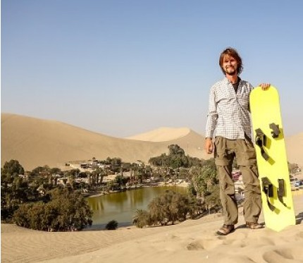 Sand Boarding & Sand Buggy Half Day (from Huacachina)