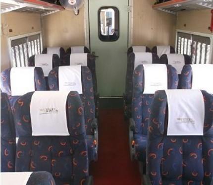 Train Villazón to Uyuni