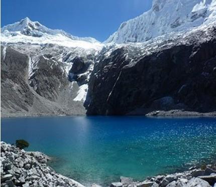The Santa Cruz Trek - Cordillera Blanca - 4 Days Huaraz