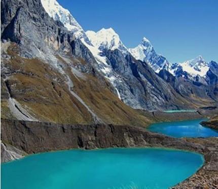 Classic Huay Huash Trek - Huaraz - 11 Days
