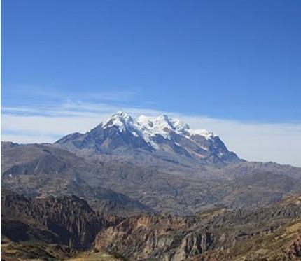 Illimani Climb 4 Days