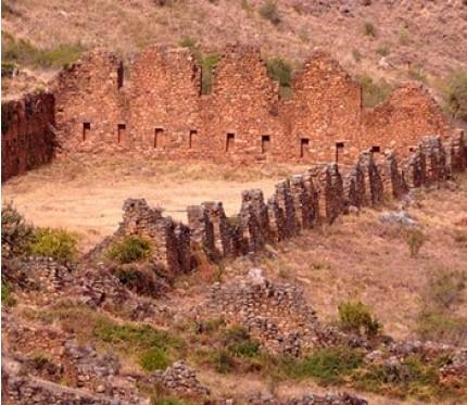 Inca Llajta - Inca Ruins SIte - Cochabamba 1 Day