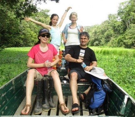 2-Day Jungle Tour at Curassow Amazon Lodge