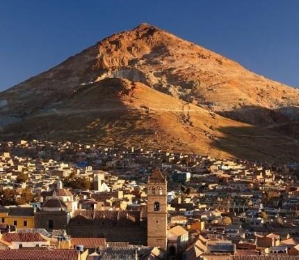 Cama Bus La Paz to Potosi