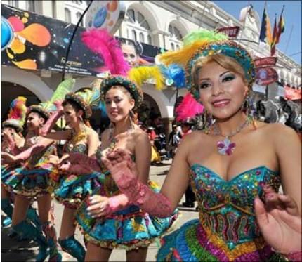 Oruro Carnival 2017 Day Trip