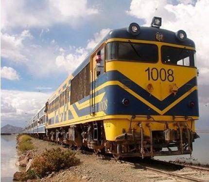 Train Tupiza to Uyuni