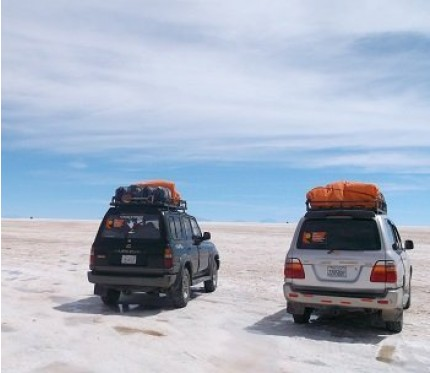3 Day Mid-Range Salt Flats Tour + Transfer to Chile (Red Planet) - Uyuni