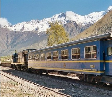 Machu Picchu 1-Day Tour by Train