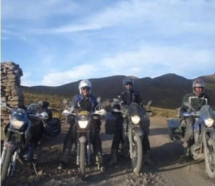 Tiwanaku Pre-Inca Ruins 1 Day Motorcycle Tour - La Paz