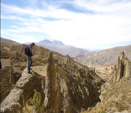 Valley of the Souls & Palca Canyon Day Trip - La Paz