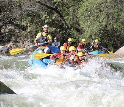Chili River Rafting - Arequipa - Peru