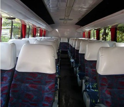 Tourist Bus La Paz to Copacabana to Puno