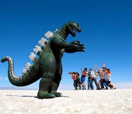 Todo Turismo & Perla de Bolivia Salt Flats Tour La Paz - Uyuni - La Paz