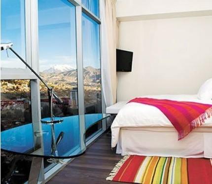 Stannum Boutique Hotel - La Paz