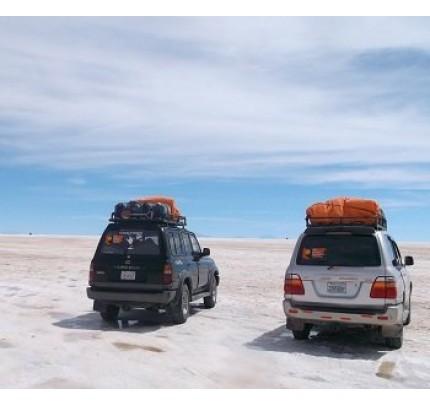 Red Planet Salt Flats Tour Uyuni - 3 Days + Transfer to Chile