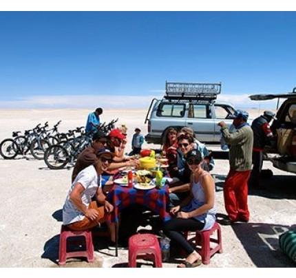 Quechua Connection Salt Flats Tour Uyuni - 3 Days + Transfer to Chile