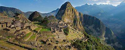 Machu Picchu Promotion