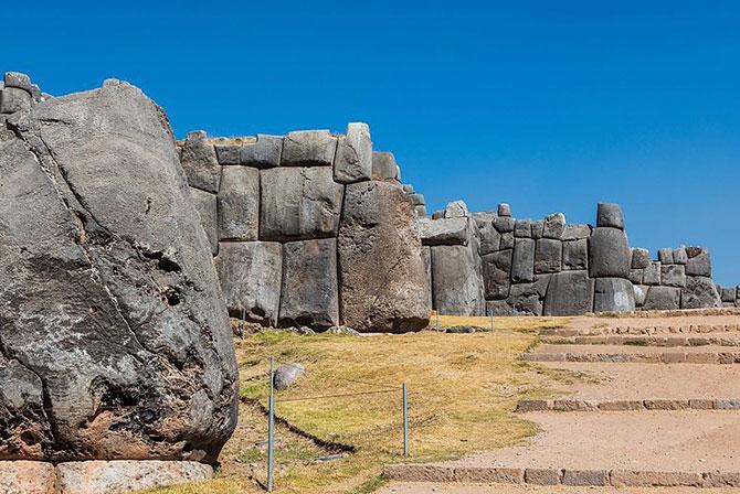 Sacasayhuaman Inca Fort Cusco