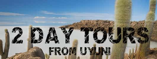 Salar de Uyuni 2 Day Salt Flats Tours Bolivia