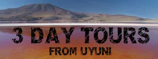 Salar de Uyuni 3 Day Salt Flats Tours Bolivia