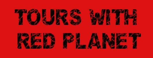 Red Planet Salt Flats Tours
