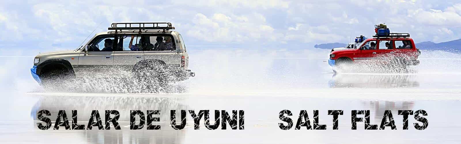 Salar de Uyuni Salt Flats Tours Bolivia