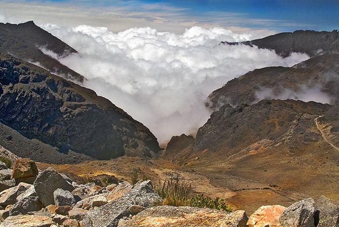 Takesi Trek Bolivia
